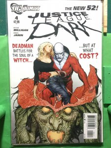 Justice League Dark #4 The New 52