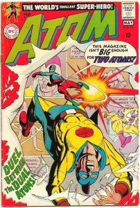 The ATOM #36 (May1968) 8.0 VF  Gil Kane/Sid Greene Artwork! Golden Age ATOM!