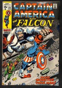 Captain America #135 (1971)