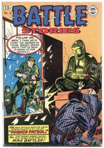 Battle Stories #15 1964- Golden Age Reprint war comic VG
