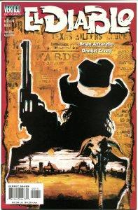 EL DIABLO #1, NM+, Brian Azzarello, Tim Sale, 2001, more Vertigo in store