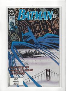 BATMAN #462  DC COMICS NM