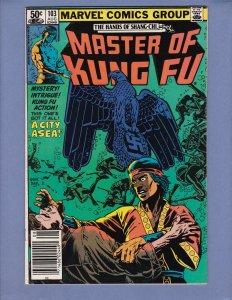 Master of Kung Fu #103 FN Marvel 1981