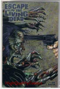 ESCAPE of the LIVING DEAD #2, NM, LIMITED, Zombies,2005, more Horror in store