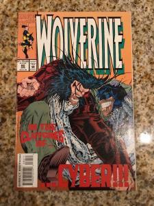 Marvel Wolverine 80 * 1st Appearance Of X-23 / Laura Kinney As Test Tube * VF
