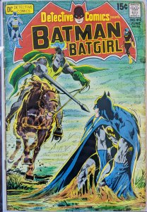 Detective Comics #412 (1971) F
