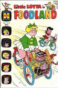 Little Lotta in Foodland #23 (Aug-70) VF/NM+ High-Grade Little Lotta