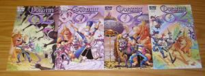 Dorothy of Oz Prequel #1-4 VF/NM complete series WIZARD OF OZ MOVIE PREQUEL set