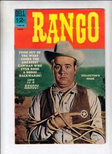 Rango #1 (Aug-67) VF High-Grade Rango (Tim Conway aka Ensighn Parker)