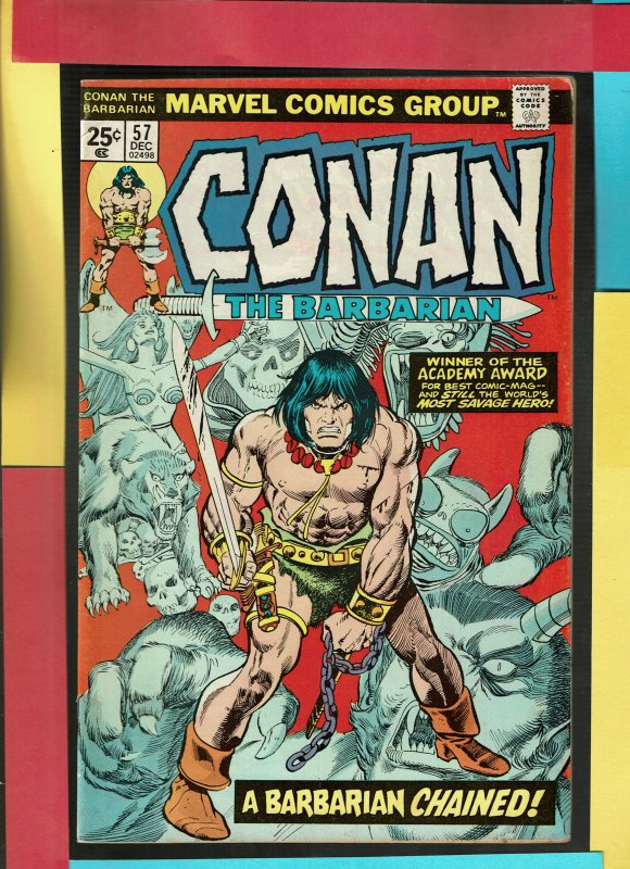 CONAN THE BARBARIAN 57
