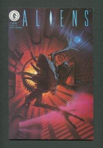 Aliens #1  / 7.5 VFN-  / 2nd Series 1989