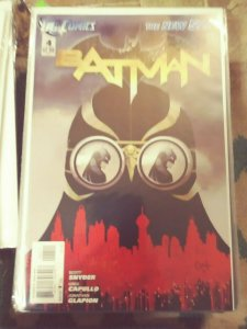 batman VOL 2 # 4   2012 dc new 52 SNYDER/ CAPULLO BRUCE WAYNE GOTHAM court OWLS
