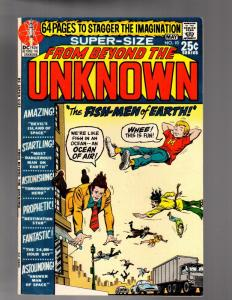 FROM BEYOND THE UNKNOWN 10 FINE-VERY FINE   April/May 1