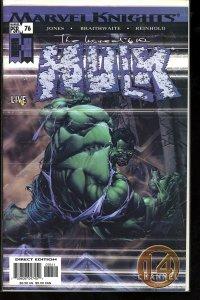 Incredible Hulk #76 (2004)