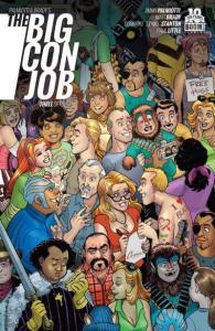Big Con Job #3, NM + (Stock photo)