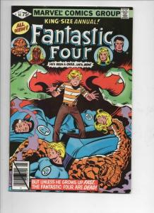 FANTASTIC FOUR #14 Annual, VF/NM, Human Torch, Thing,1961 1979, Marvel