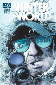 Winterworld (2nd Series) #1 VF/NM; IDW | save on shipping - details inside