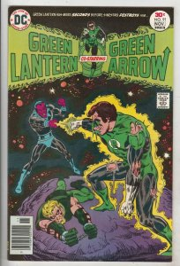 Green Lantern #91 (Apr-77) NM+ Super-High-Grade Green Lantern, Green Arrow, B...