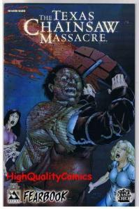 TEXAS CHAINSAW MASSACRE FEARBOOK 1, NM, Wrap,Avatar, 2006, more in store
