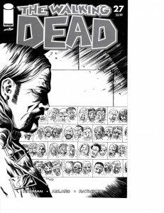 Walking Dead (2003) #27 F+ (6.5) 15th Anniversary cover