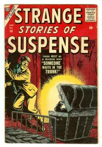 Strange Stories Of Suspense 14   Atlas