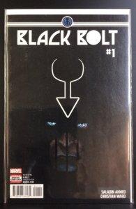 Black Bolt #1 (2017)
