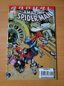 Amazing Spider-Man Annual #36 ~ NEAR MINT NM ~ 2009 Marvel Comics