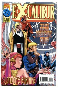 Excalibur #196 comic book 1st appearance NEW HELLFIRE CLUB