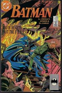 Batman #432 (DC, 1989) NM