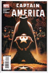 Captain America #47 (Apr-09) NM+ Super-High-Grade Captain America aka Bucky B...
