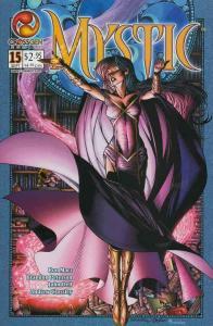 Mystic (CrossGen) #15 VF; CrossGen | save on shipping - details inside