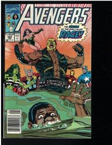 Avengers #328 (Marvel, 1991)