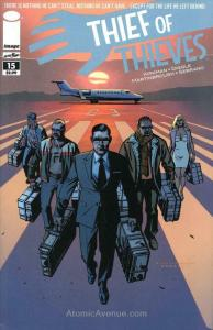 Thief of Thieves #15 VF; Image   save on shipping - details inside