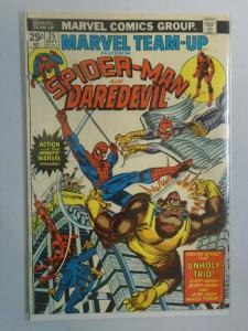Marvel Team-Up #25 4.0/VG (1974)