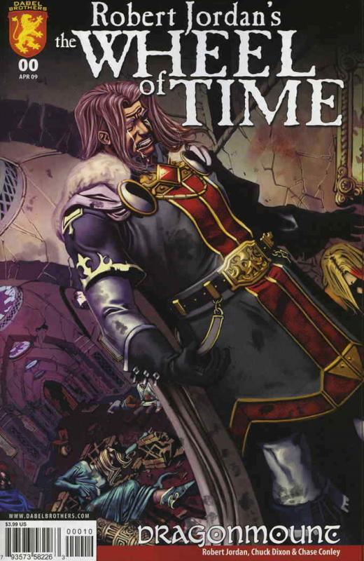 Wheel of Time, The: Dragonmount (Robert Jordan's…) #0A VF/NM; Dabel Brothers | s