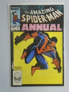 Amazing Spider-Man Annual #17 Direct edition 6.0 FN (1983 1st Series)