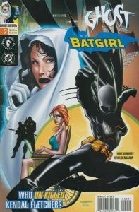 Ghost/Batgirl #2 VF/NM; Dark Horse   save on shipping - details inside