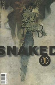 Snaked #1 VF/NM; IDW | save on shipping - details inside