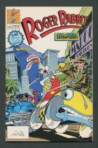 Roger Rabbit #1 / 9.0 VFN/NM  (1st Disney Comics)  1990