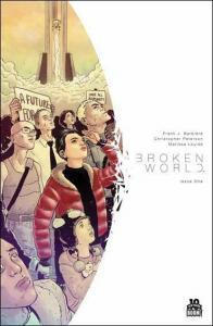 Broken World #1 VF/NM; Boom!   save on shipping - details inside