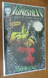 Punisher Back to School Special #1 9.0 NM (1992)