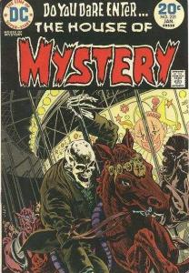 House of Mystery (1951 series) #221, VG+ (Stock photo)