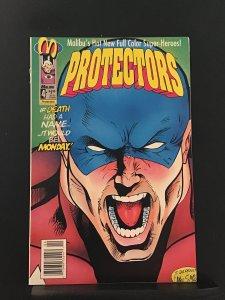 Protectors #4 (1992)