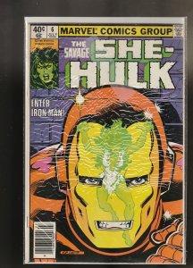 Savage She-Hulk #7