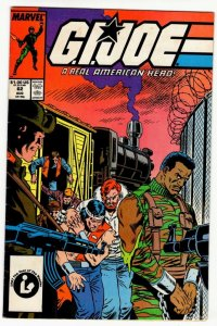G.I.JOE #62 (VF-) No Reserve! 1¢ auction!