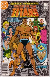 Tales of the Teen Titans   #57 GD/VG