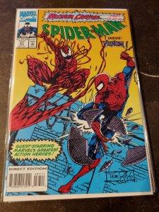 SPIDER-MAN #37 CARNAGE VENOM