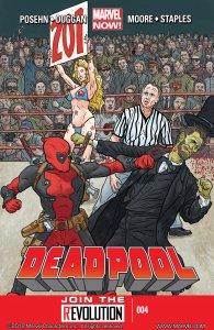 2013 Deadpool #4