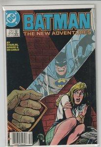 BATMAN (1940 DC Comics) #414 NM