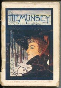 Munsey 3/1899-early pulp mag-Garden of Swords-pix-info-art-pulp fiction-120+ ...